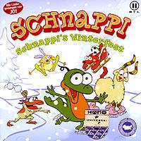 Все песни про маленького крокодильчика поет немецкая девочка по имени Джой Груттман.Кто сказал, что крокодилы не любят зиму? Шнаппи и его друзья (Лама из Иокогамы, медвежонок Вилли и многие другие) зовут тебя на Фестиваль зимы. Катайся на коньках, лыжах, санках, играй в снежки и пой с ними их любимые песни. С такими друзьями не замерзнешь и уж тем более не соскучишься.