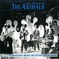 The Very Best Of Eric Burdon& The Animals