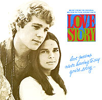Love Story. Music From The Original Motion Picture Soundtrack love story