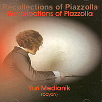 Yuri Medianik. Recollections Of Piazzolla скрипач не нужен