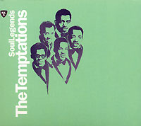 The Temptations Soul Legends. The Temptations росс алек