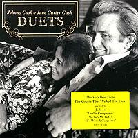 Великолепные композиции о любви в исполнении Джона Кэша и его супруги.