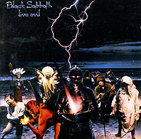 Black Sabbath Black Sabbath. Live Evil turbosound nuq82 black