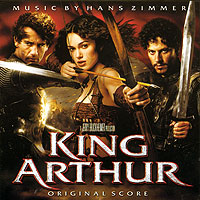 King Arthur. Original Score azimuth azimuth the touchstone depart 3 сd
