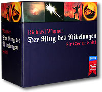 Wiener Staatsopernchor,Wiener Philharmoniker,Георг Шолти Richard Wagner. Der Ring Des Nibelunger. Sir Georg Solti  (14 CD) bailey richard wagner prelude & transfiguration from tristan and isolde