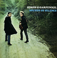 Simon & Garfunkel Simon & Garfunkel. Sounds Of Silence elena fishtik sara laws are keeping silence during the war