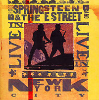 Брюс Спрингстин,The E Street Band Bruce Springsteen & The E Street Band. Live in New York City (2 CD) band sony