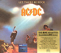 AC/DC AC/DC. Let There Be Rock ac dc – let there be rock lp