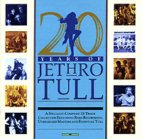 Jethro Tull Jethro Tull. 20 Years Of Jethro Tull jethro tull jethro tull thick as a brick