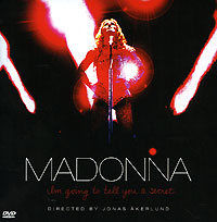 Madonna. Im Going To Tell You A Secret (CD+DVD)