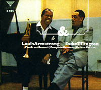 Луи Армстронг,Дюк Эллингтон Louis Armstrong & Duke Ellington. The Great Summit. Complete Sessions. Deluxe Edition (2 CD) louis armstrong and duke ellington the great reunion lp