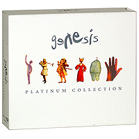 Genesis Genesis. Platinum Collection (3 CD) metabarons genesis castaka