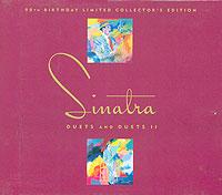 Фрэнк Синатра Frank Sinatra. Duets I / Duets II (2 CD) cd frank sinatra a voice on air 1935 1955