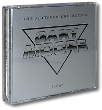 Гэри Мур Gary Moore. The Platinum Collection (3 CD) the classic 90s collection cd