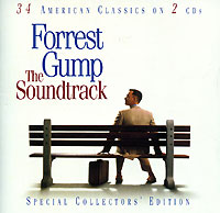 Forrest Gump. The Soundtrack. Special Collectors' Edition (2 CD) виниловая пластинка phil collins take a look at me now collectors edition