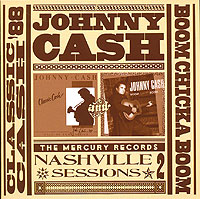 Джонни Кэш Johnny Cash. Classic Cash '88 & Boom Chicka Boom джонни кэш cash johnny 8 classic albums 4cd