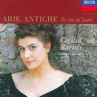 Чечилия Бартоли Cecilia  Bartoli. Se Tu M`ami. Arie Antiche