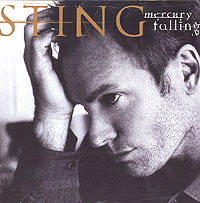Стинг Sting. Mercury Falling стинг sting 25 years 3 cd dvd