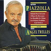 Представляем вашему вниманию совместный альбом Астора Пьаццоллы и Хосе Энджела Треллеса.