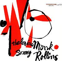 Представляем вашему вниманию совместный альбом Телониуса Монка и Сонни Роллинса.