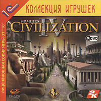 Sid Meiers Civilization IV (DVD)