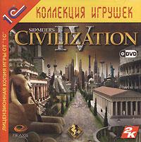 Sid Meier's Civilization IV (DVD)