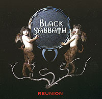 Black Sabbath Black Sabbath. Reunion (2CD) round devil eye rhinestone bracelet