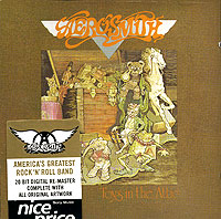 Aerosmith Aerosmith. Toys In The Attic aerosmith devil s got a new disguise – the very best of aerosmith cd