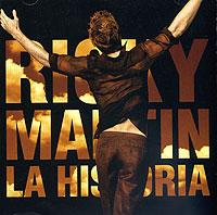 Рики Мартин Ricky Martin. La Historia sony la ea4