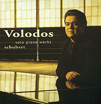 Аркади Володос Volodos. Schubert. Solo Piano Works schubert schubertsviatoslav richter piano quintet the trout