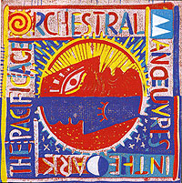 Orchestral Manoeuvres In The Dark.  Pacific Age Virgin Records Ltd.