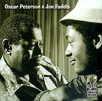 Представляем совместный альбом великих джазовых исполнителей: Оскара Питерсона и Джона Фаддиса.