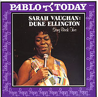 Sarah Vaughan. Duke Ellington. Songbook Vol. 2