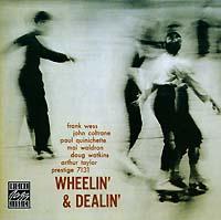 Представляем альбом двух великих джазовых исполнителей Джона Колтрейна и Франка Весса.Джазовый титан, саксофонист Джон Колтрейн - это музыкант, положивший начало новому направлению в современном джазе. Вместе с Майлзом Дэвисом он определил палитру музыкального пейзажа середины 60-х годов, играя на теноре и альт саксофоне с изяществом, одухотворенной красотой и проникновенной силой.Композиции исполняют:John Coltrane - tenor saxophonePaul Quinichette - tenor saxophone Frank Wess - tenor saxophone, fluteMalwaldron - pianoDoug Watkins - bassArthur Taylor - drums