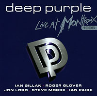 Deep Purple Deep Purple. Live At Montreux 1996 deep purple deep purple phoenix rising cd dvd