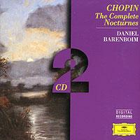 Дэниэл Баренбойм Chopin. Complete Nocturnes. Daniel Barenboim (2 CD) daniel barenboim verdi requiem