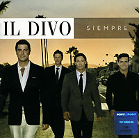 Il Divo Il Divo. Siempre il divo il divo an evening with il divo live in barcelona cd dvd