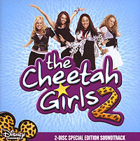 The Cheetah Girls The Cheetah Girls 2. Special Edition Soundtrack (CD + DVD) the trespasser