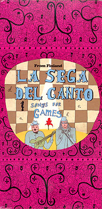La Sega Del Canto La Sega Del Canto. Songs For Games bel canto шарф с котами красный