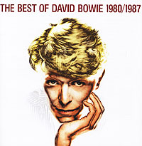 Дэвид Боуи David Bowie. The Best Of 1980-1987 (CD + DVD)