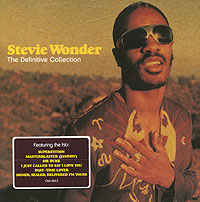 Стиви Уандер Stevie Wonder. The Definitive Collection marvel platinum the definitive wolverine reloaded