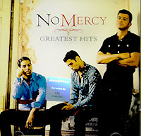 No Mercy No Mercy. Greatest Hits no reservations