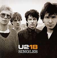 U2 U2. 18 Singles phil collins singles 4 lp
