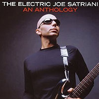 Joe Satriani. Electric Joe Satriani. Anthology (2 CD)