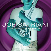 Joe Satriani. Is There Love In Space?