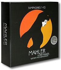 Лорин Маазель,Wiener Philharmoniker,Ева Мэртон,Агнес Балтса,Шарон Свит Mahler. Symphonies 1-10. Lorin Maazel. Limited Edition (14 CD) wiener index of graphs