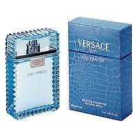 Versace Versace Man Eau Fraiche. Туалетная вода, 100 мл46080043009Это ароматическая композиция, где классические мужские нотки несколько разбавлены более свежими аккордами, придающими аромату необыкновенно легкие оттенки. Этот аромат для мужчины, который силен душой, свободен и знает, как наслаждаться жизнью, как бы выпивая ее небольшими глотками.Верхняя нота: Белый лимон, Карамбола, Розовое дерево.Средняя нота: Хвоя кедра, Эстрагон, Шалфей мускатный.Шлейф: Древесина платана, Мускус, Амбра.Ароматический тонизирующий древесный.Ароматическая композиция, где классические мужские нотки несколько разбавлены более свежими аккордами, придающими аромату необыкновенно легкие оттенки. Этот аромат для мужчины, который силен душой, свободен и знает, как наслаждаться жизнью.