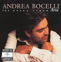 Андреа Бочелли Andrea Bocelli.The Opera Album - Aria андреа бочелли andrea bocelli cinema