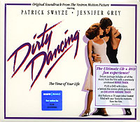 Dirty Dancing. Original Soundtrack From The Vestron Motion Picture (CD + DVD) love story music from the original motion picture soundtrack