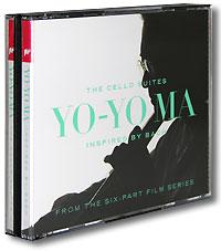 Йо-Йо Ма Yo-Yo Ma. The Cello Suites. Inspired By Bach (2 СD) aoda portable cool plastic yo yo toy yellow white